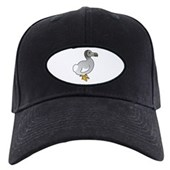 Birdorable Dodo Black Cap
