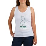 Everyone Loves A Jersey Boy Women's Tank Top