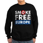 Smoke Free Europe Sweatshirt (dark)