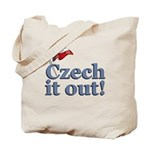 Czech It Out Tote Bag