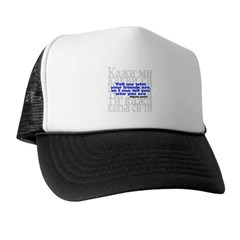 Tell Me Who Your Friends Are.. Trucker Hat