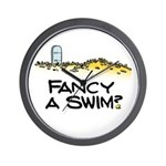 Fancy a Swim? Wall Clock