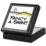 Fancy a Swim? Keepsake Box