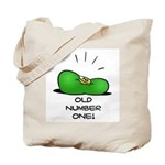 Old Number One! Tote Bag