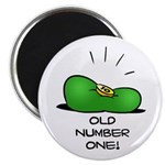 Old Number One! Magnet