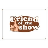 Friend of the Show Banner