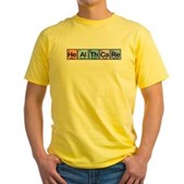 Elements of Healthcare Yellow T-Shirt