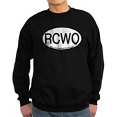 RCWO Red-cockaded Woodpecker Sweatshirt (dark)