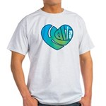 Haiti Heart Light T-Shirt