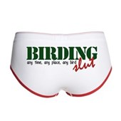 Birding Slut Women's Boy Brief