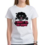 Lost Kawaii Smoke Monster Women's T-Shirt