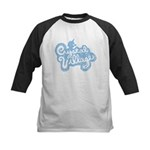 Crystal Village Kids Baseball Jersey