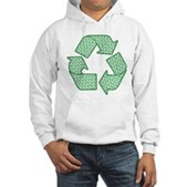 Path to Recycling Hooded Sweatshirt