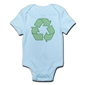 Path to Recycling Infant Bodysuit