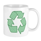 Path to Recycling Mug