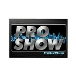 ProShow Logo Rectangle Magnet (10 pack)