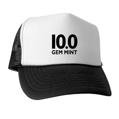 10.0 Gem Mint Trucker Hat