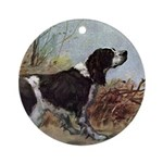 English Springer Spaniel Ornaments