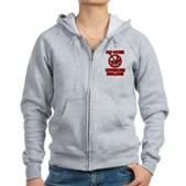 No More Offshore Drilling Women's Zip Hoodie