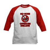 No More Offshore Drilling Kids Baseball Jersey