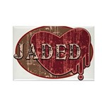 Urban Grunge Jaded Rectangle Magnet (10 pack)
