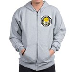 Lost Chick - Dharma Initiative Zip Hoodie
