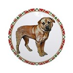 Mastiff Ornament