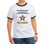 Army - Son-in-law Serving Ringer T