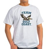 Team Gulf Coast Pelican Light T-Shirt
