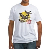 Gulf Coast Pelicans Fitted T-Shirt