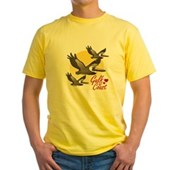 Gulf Coast Pelicans Yellow T-Shirt
