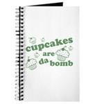Cupcakes Are Da Bomb Journal