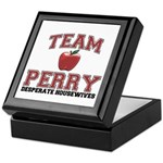 Team Perry Keepsake Box
