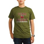 Team Perry Organic Men's T-Shirt (dark)
