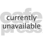 Navy Love Courage Commitment Women's Raglan Hoodie