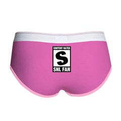 Content Rated S: SNL Fan Women's Boy Brief