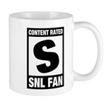 Content Rated S: SNL Fan Mug