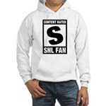 Content Rated S: SNL Fan Hooded Sweatshirt