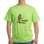 Challah Back Green T-Shirt