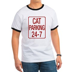 Cat Parking Ringer T
