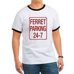 Ferret Parking Ringer T