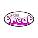 Retro I'm the Treat Patches