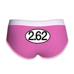 2.62 Women's Boy Brief