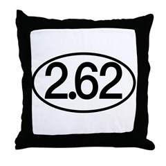 2.62 Throw Pillow