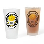 Lost Chick - Dharma Initiativ Pint Glass