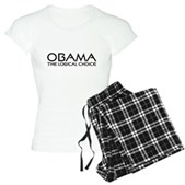 Logical Obama Women's Light Pajamas