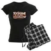 Friend of the Show Women's Dark Pajamas