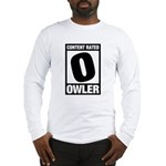 Content Rated Owler Long Sleeve T-Shirt