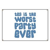Worst Party Ever Banner