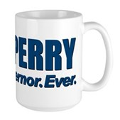 Rick Perry Worst Ever Large Mug